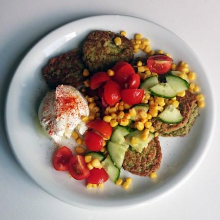 falafel-med-sallad