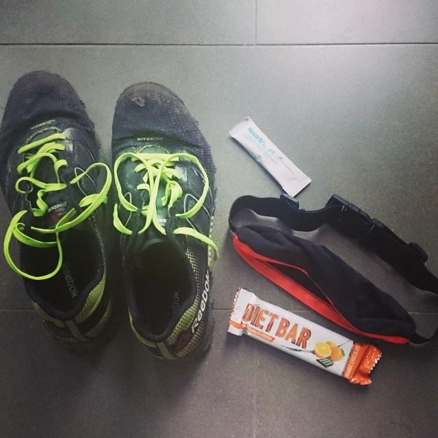 Skor, käk och vätskeersättning. Allt du behöver!