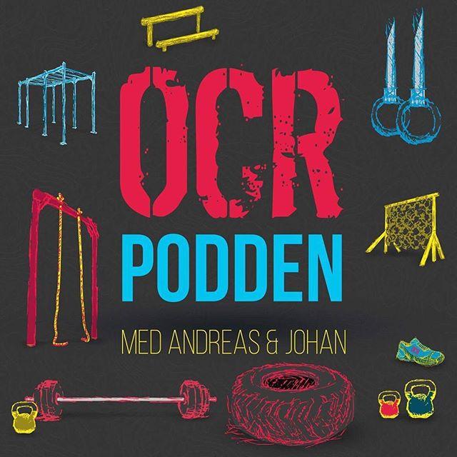 Första avsnittet ute nu! Det handlar om OCRWC 2016 och två lärdomar du måste ta med dig till nästa OCR!  Med: Andreas @superkroppen och  Johan @johan.ocrpodden