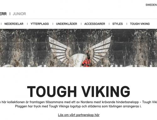 Zlatan blir titelsponsor till Tough Viking