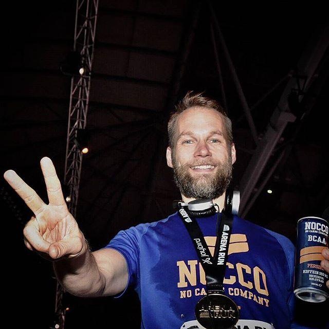 Arena Run klart och bättre placering än förra året!  Tack till Nocco, Arena Run och alla som gjorde dagen fantastisk!