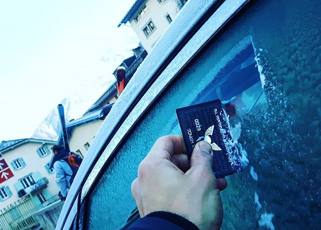 Ett årskort till Tough Viking kan användas till massor. Bland annat skrapa rutan i Chamonix!  @toughviking