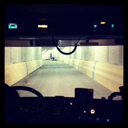 Inför Tunnel Run 2014