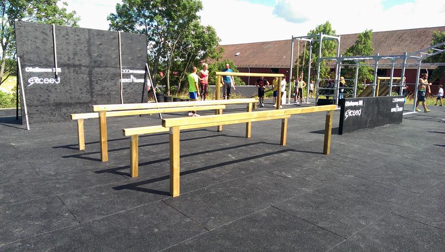 Hinderbanan Wenngarn Sportcenter