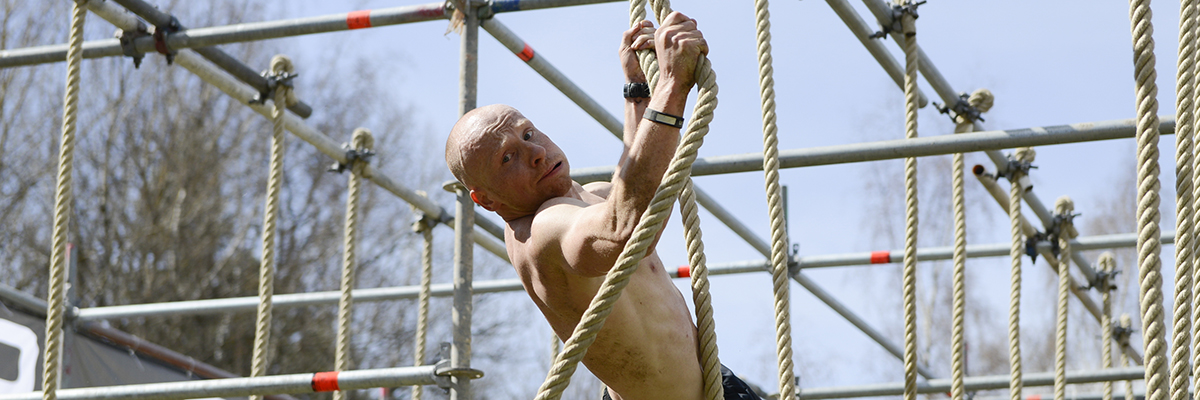 Rope Climb Ultimate OCR