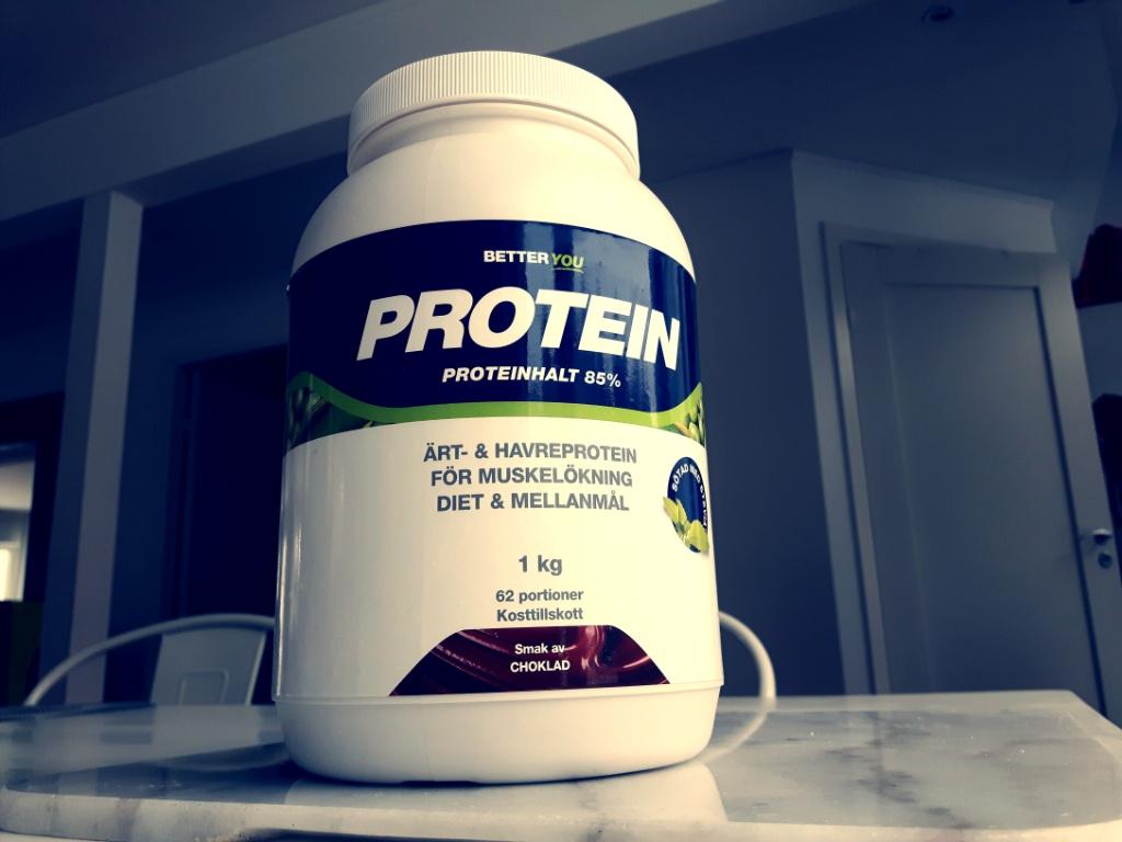 vegetariskt protein