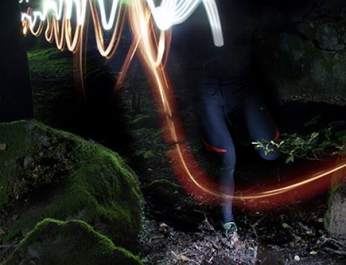 Night trail – Reflexlöpning med pannlampa