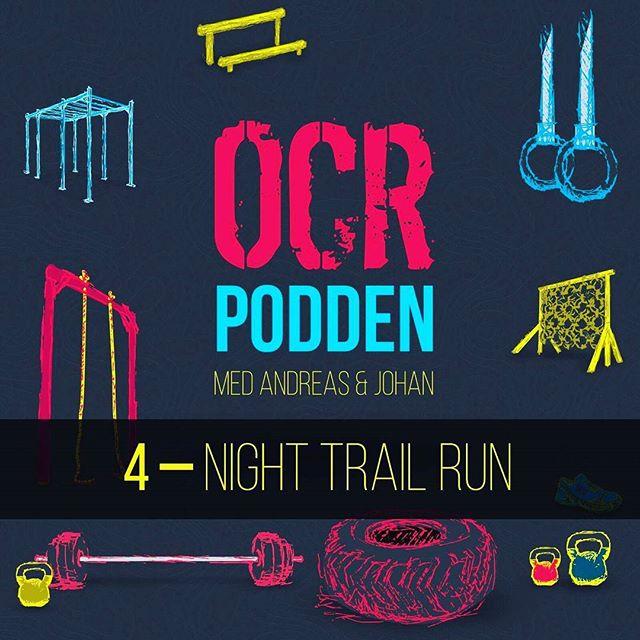 Avsnitt 4 ute nu!  Lyssnarfråga, veckans skvaller, tips inför fars dag och Night Trail Run!  Länk direkt till det senaste avsnittet i bion!  @nighttrailrun