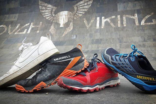 Vilka skor funkar bäst på rampen egentligen?  Oavsett vilket så är det fläska på för allt vad tyget håller som gäller!