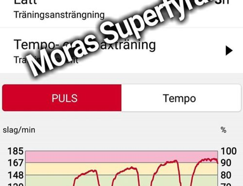 Moras Superfyra!