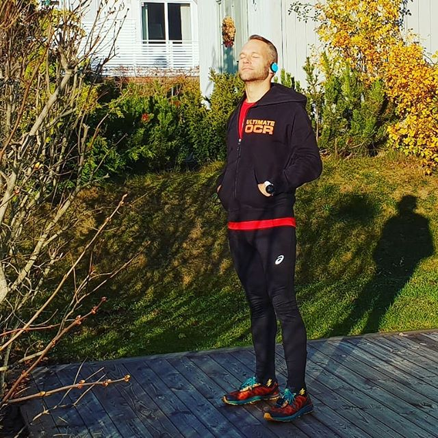 Löpartights Asics