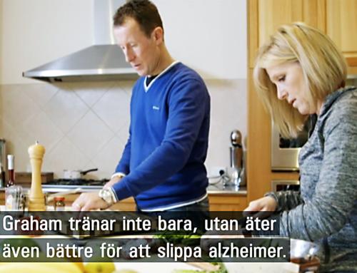 Träna för att slippa alzheimer