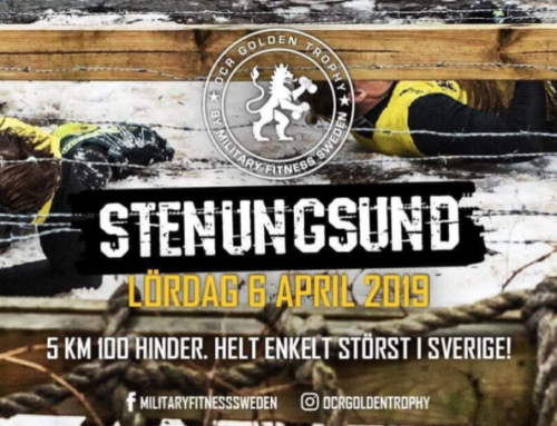 OCR Golden Trophy – 6 april – Stenungsund