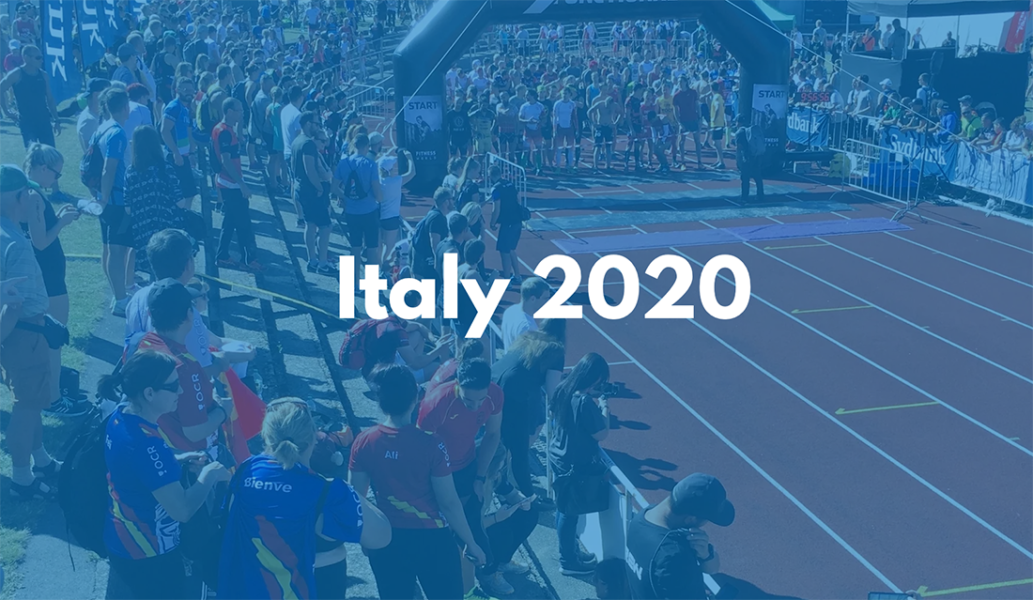 OCREC Italien 2020 - 11-14 juni