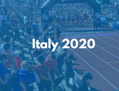 OCREC 2020 – EM i hinderbana, i Italien